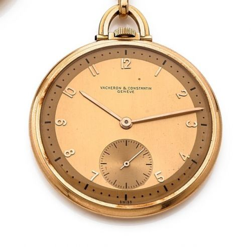 0baa47c2a Vacheron Constantin Vacheron Constantin Pocket Watch second hand prices