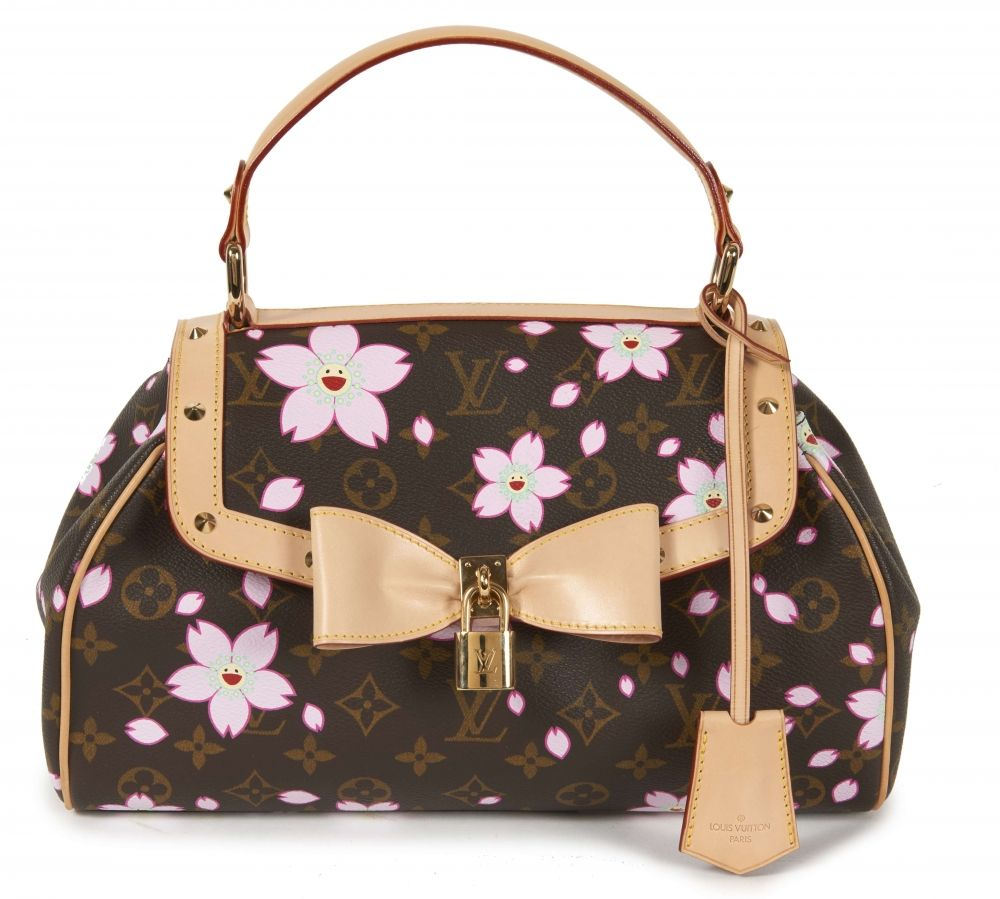 aefdb2155803 Quotations from second hand bags Louis Vuitton Cherry Blossom