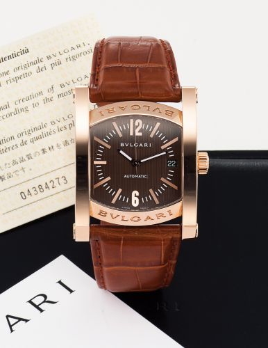 5c73be2afe2 AA P 44 G ASSIOMA GINZA BOUTIQUE.LIMITED EDITION PINK GOLD.Bvlgari