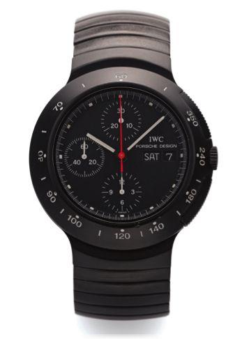 Iwc Porsche Design Compass Watch Ref Iwc 3701