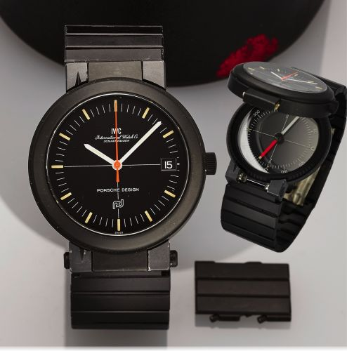 Iwc Porsche Design Compass Watch Second Hand Prices
