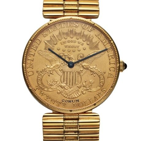 9f5e8d074edb1 Quotations from second hand watches Corum  20 Coin Watch