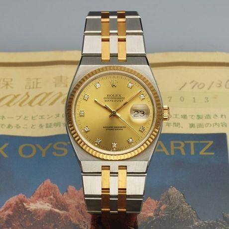 c2bcc49dbc06 Rolex - Oysterquartz Datejust - Ref. Rolex - 17013
