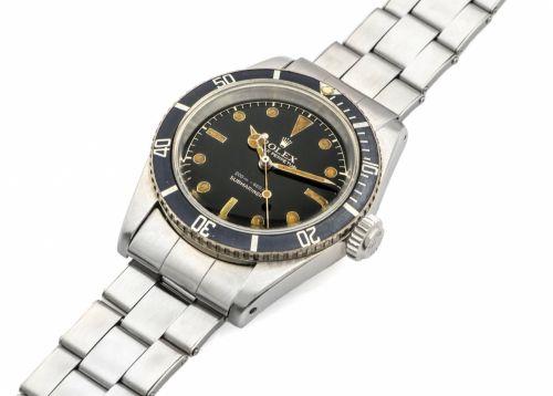 Rolex Submariner Ref Rolex 6538