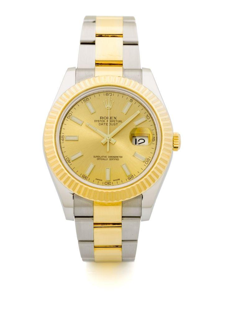 9d4d1ad53a86e Montres Rolex Datejust II - Prix de l occasion et des enchères