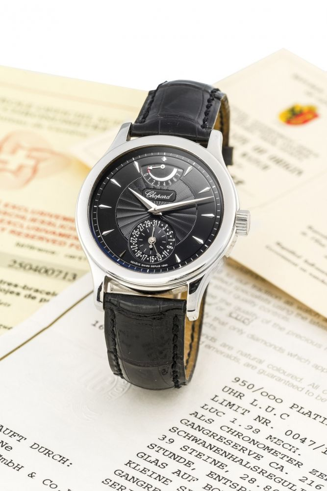 9a77ecce33df84 Quotations from second hand watches Chopard L.U.C Quattro