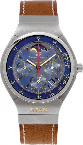 Iwc Porsche Design Compass Watch Referenz Iwc 3748