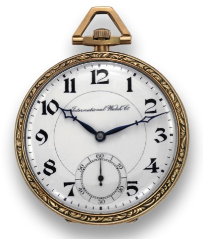8cda75872 Quotations from second hand watches IWC Pocket Watch