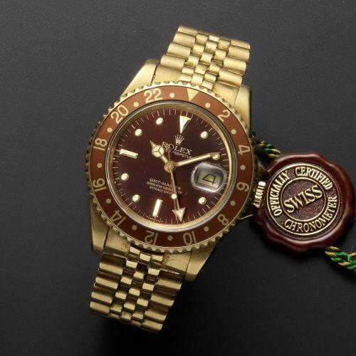 Rolex Gmt Master Ref Rolex 16758