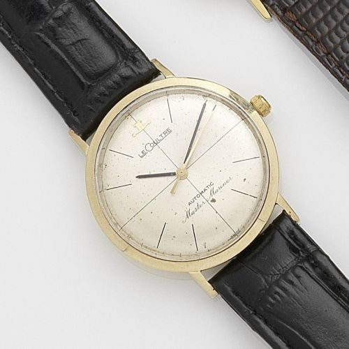 Second Hand Watches London >> Jaeger-LeCoultre Master Mariner second hand prices