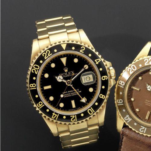 save off a342d 49092 Rolex - GMT-Master II - Ref. Rolex - 16718