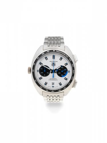 TAG Heuer Monaco Chronograph Vintage Limited Edition second