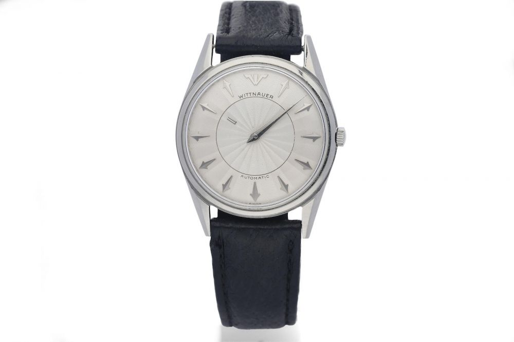 Watch vintage wittnauer Antique and