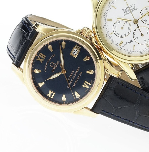 Omega deville limited edition watch