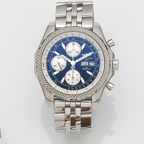 Breitling Bentley Gt Wristwatches: Ref. Breitling