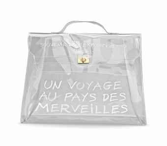 nouveau produit 0a0f9 0b822 Sacs Hermès Kelly - Kelly Plastic - Prix de l'occasion et ...