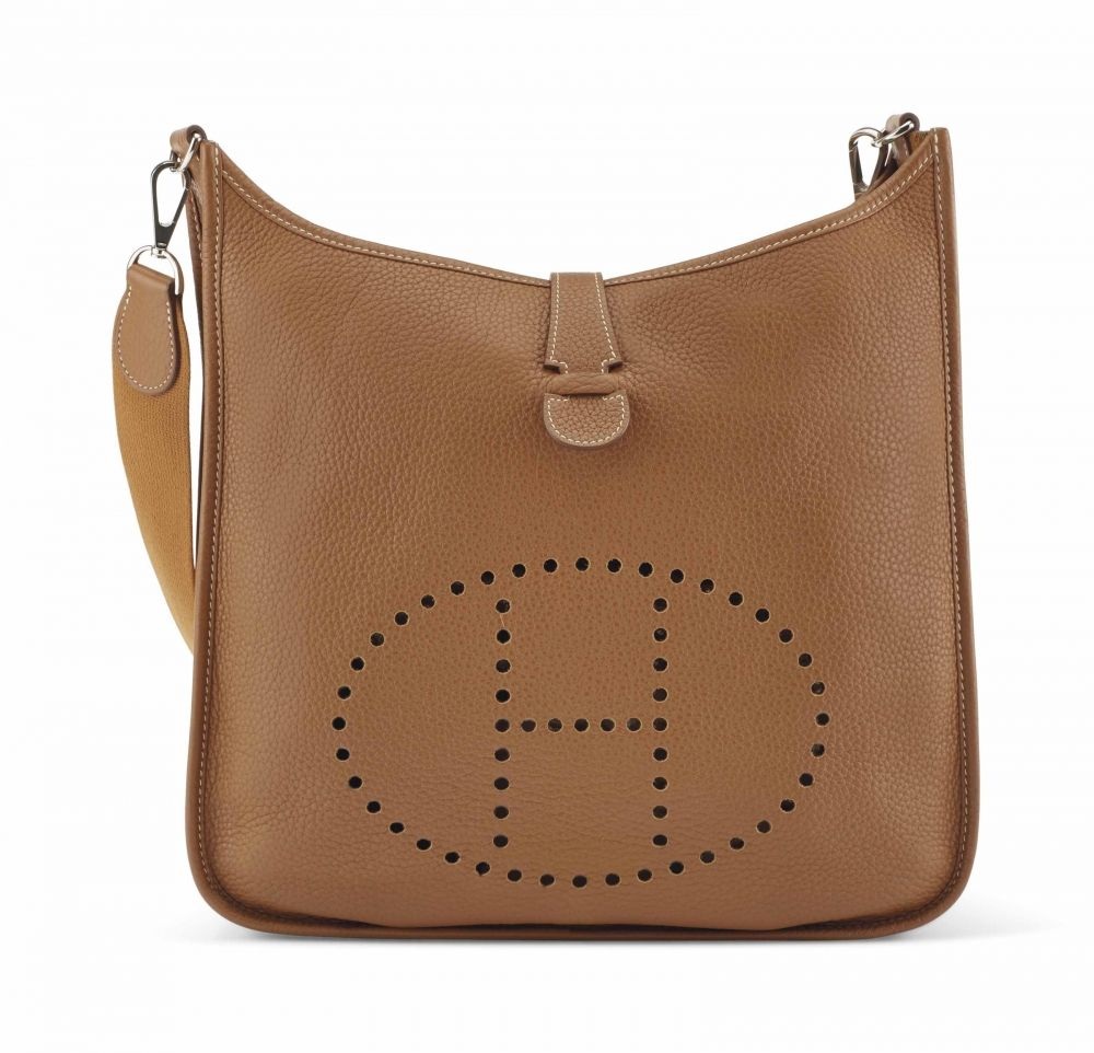 8487a9ca1a04 Quotations from second hand bags Hermes Evelyne III