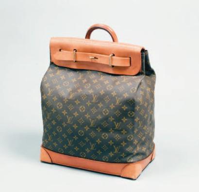 3d6e83dd9ec6 Louis Vuitton Steamer Bag - Travel Bag second hand prices