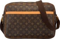 6eea3b4dba1d Louis Vuitton Classic Monogram Canvas Reporter GM Bag. Very Good.to  Excellent Condition. 13.5 Width x 10.5 Height x 6 D..