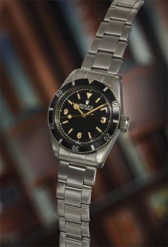 67f0eebdd15a Rolex - Submariner - Ref. Rolex - 6200