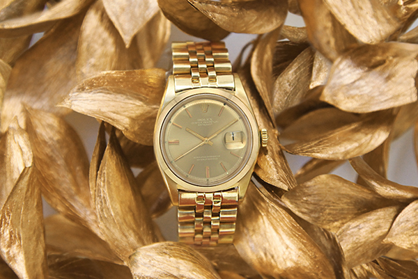 Rolex Golden Hour