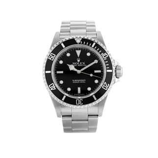 Rapport d'analyse Rolex Submariner