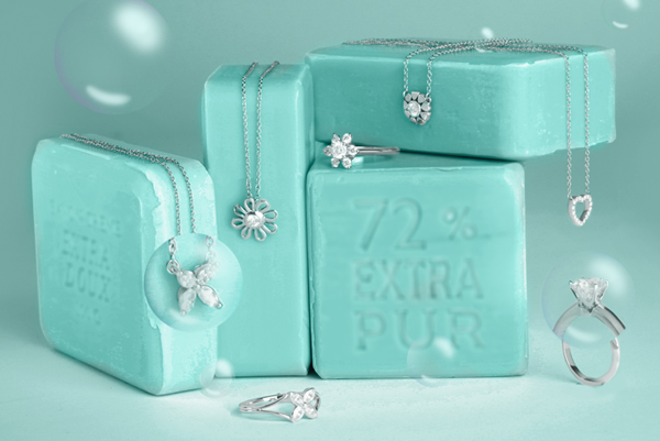 Tiffany's diamonds