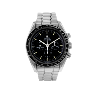 Omega Speedmaster Analysis report
