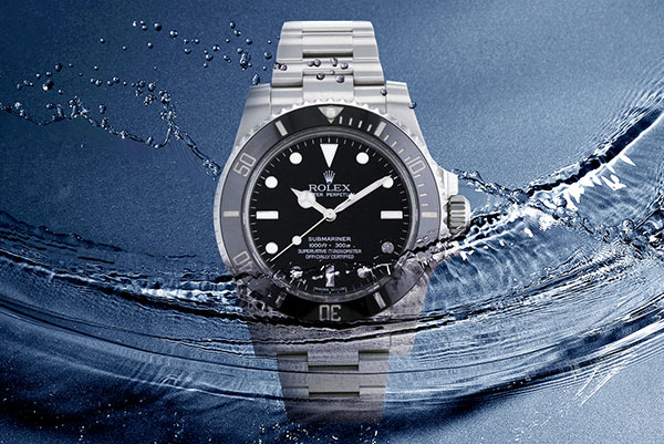 Submariner by Rolex