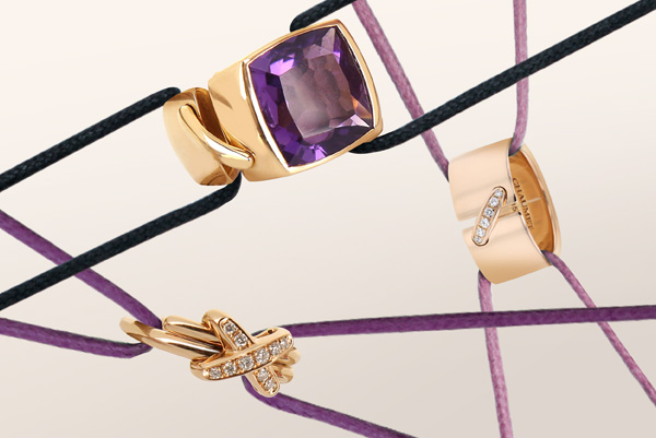 Chaumet : Attraction Lien