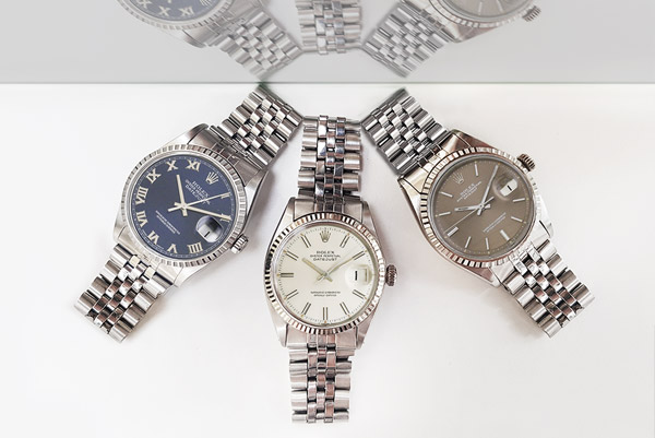 1 watch, 3 options