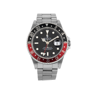 Rapport d'analyse Rolex GMT Master